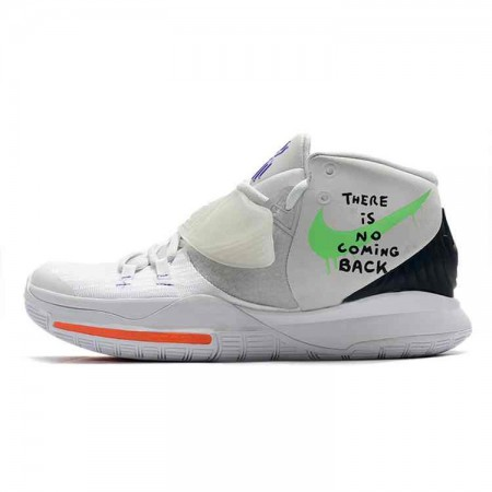 "Nike kyrie 6 ep ""There Is No Coming Back"" ナイキ カイリー 6 KYRIE-6-BQ4631-005 Gray/White/Green アービング Mens メンズ/"